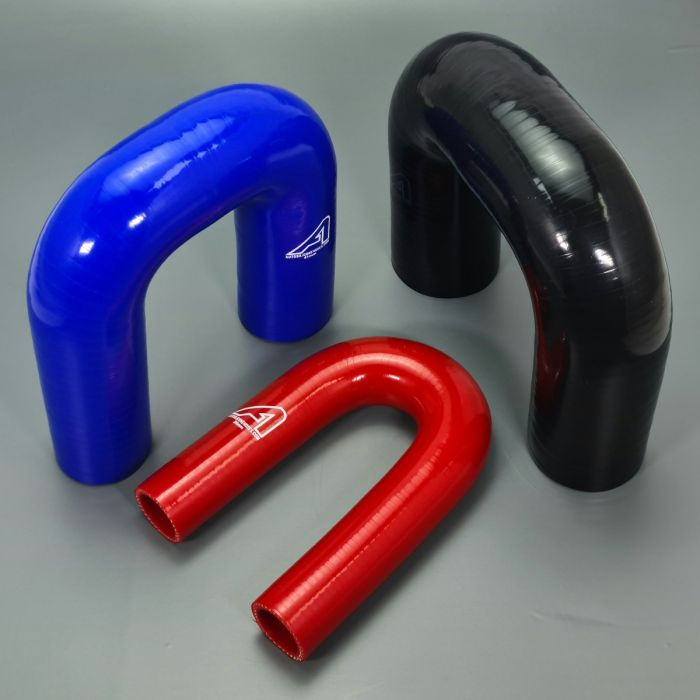 Lkk Silicone Hose Cooling Hose Arch 180° Degree Silicon Arcbow